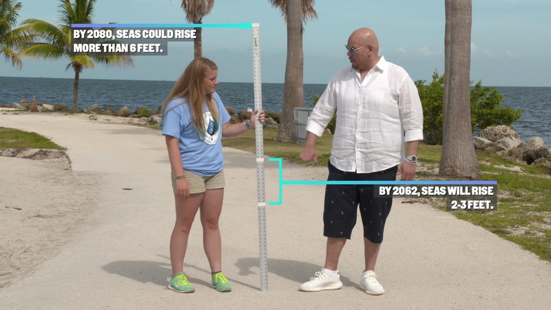 delaney reynolds speaks with fat joe about how to reverse the damages of climate change