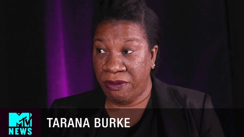 Tarana Burke on the #MeToo Campaign & Raising Awareness for Sexual Abuse