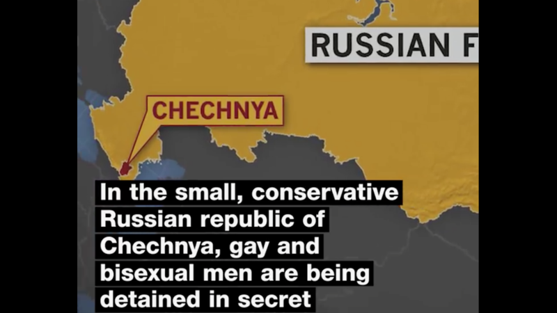 Get the facts | #EyesOnChechnya